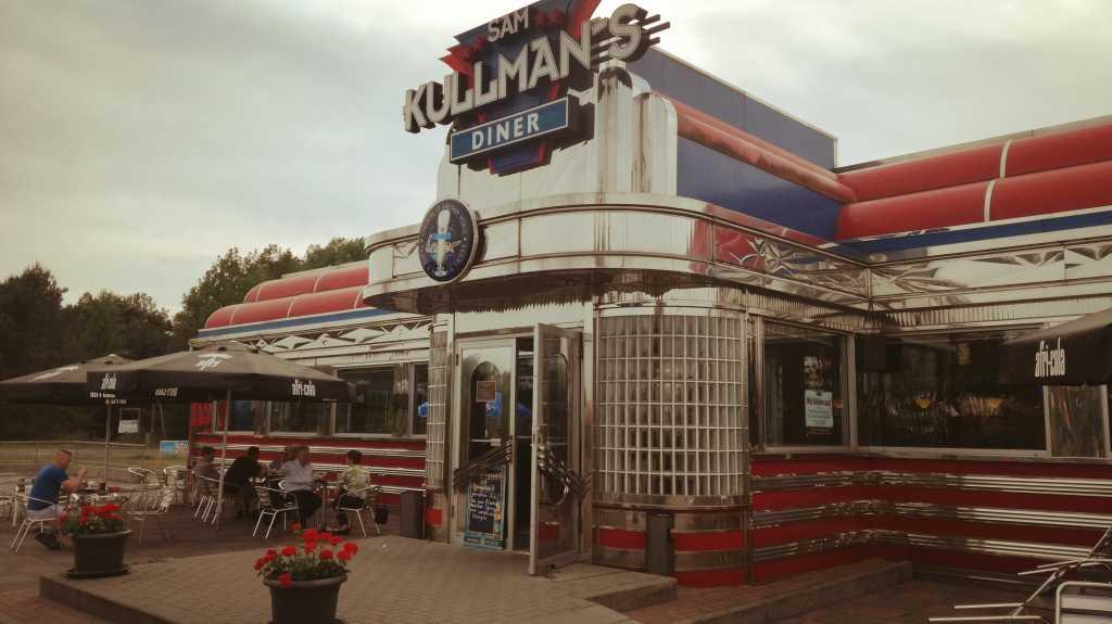 USA ist gar nicht Mal so geil, Ausser hier in Brandenburg |Johannes Ulrich Gehrke