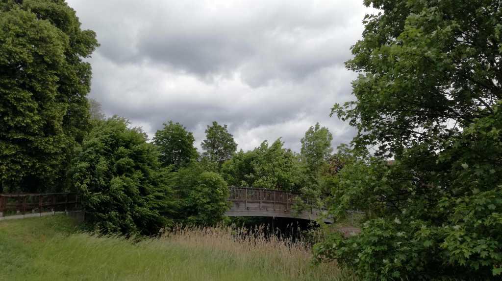Genau genommen ist das Mittenwalde, aber wer nimmt schon Sachen genau |Johannes Ulrich Gehrke