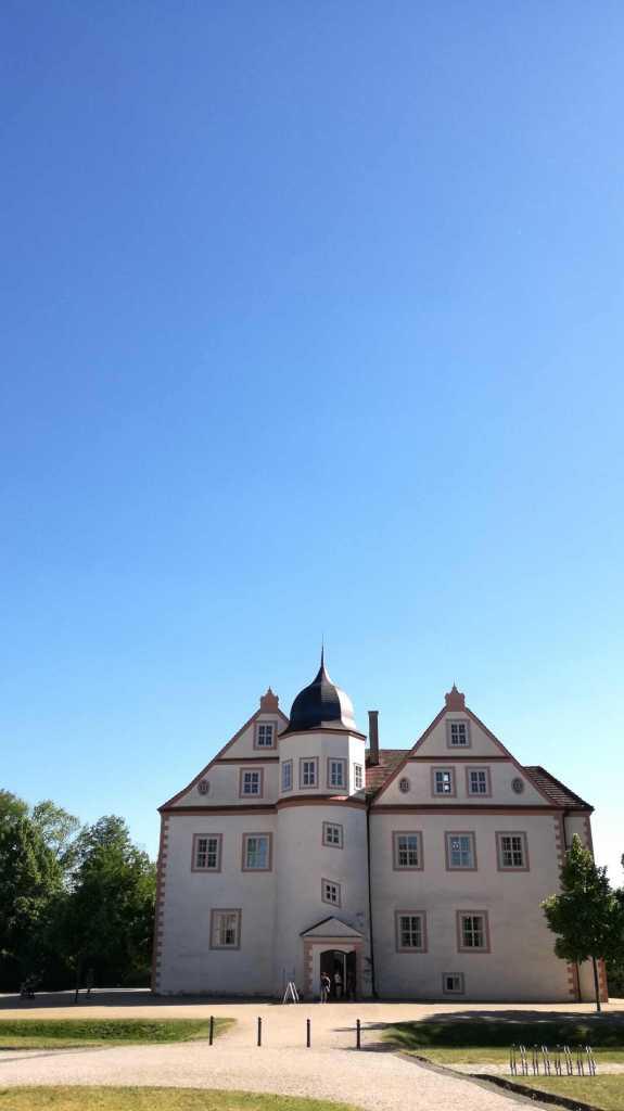Stadt-Schloß von Königs Wusterhausen |Johannes Ulrich Gehrke