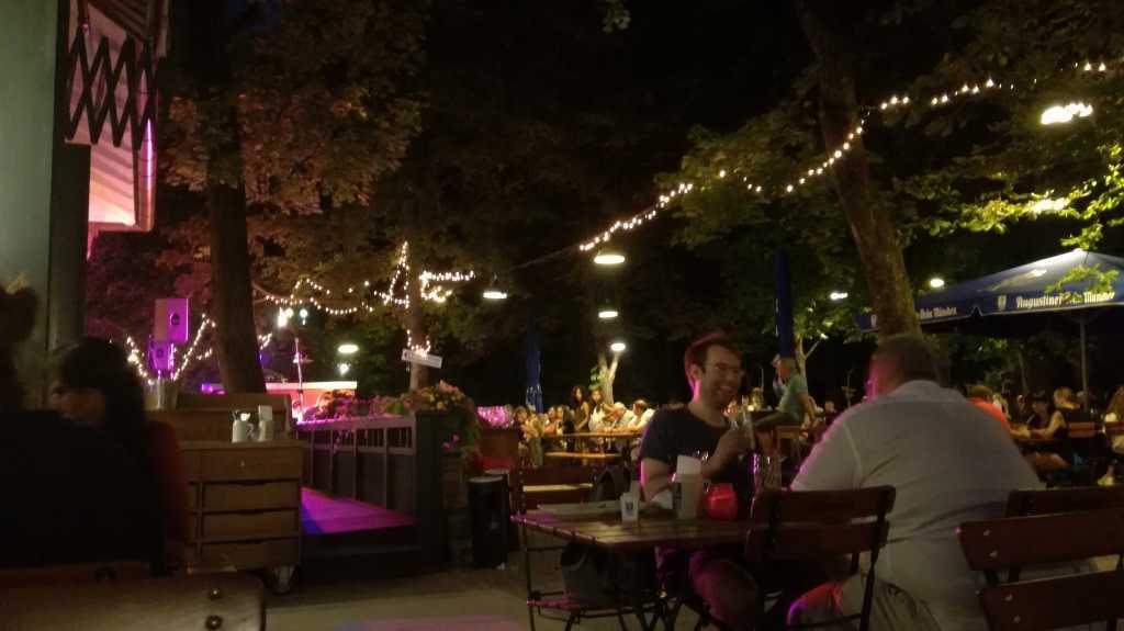 Sommerfest im Wirtshaus Bavaria Park |Johannes Ulrich Gehrke | Blog