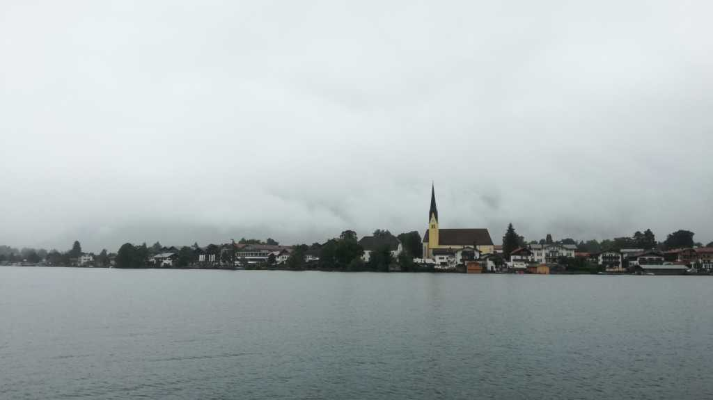 Team-Ausflug auf den Tegernsee, mit Gastaufritt von: Wolken |Johannes Ulrich Gehrke