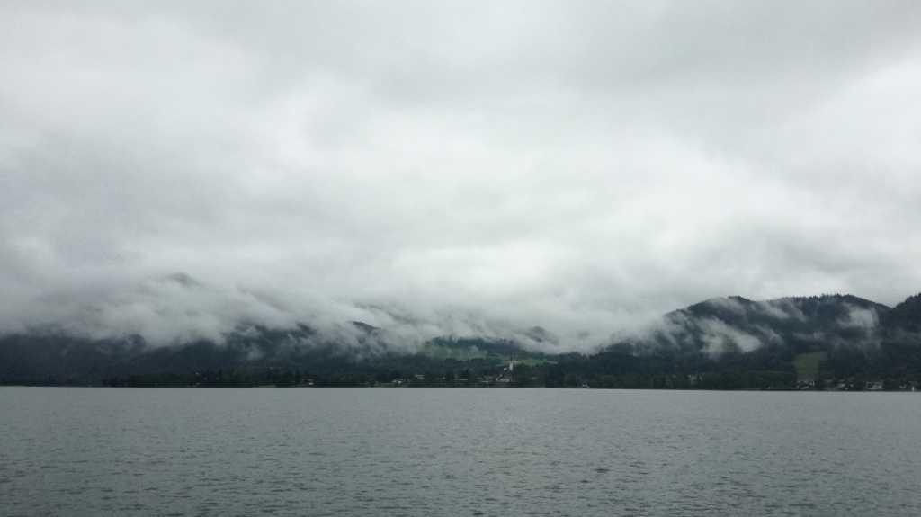 War schon trotz Regen schön am Tegernsee |Johannes Ulrich Gehrke