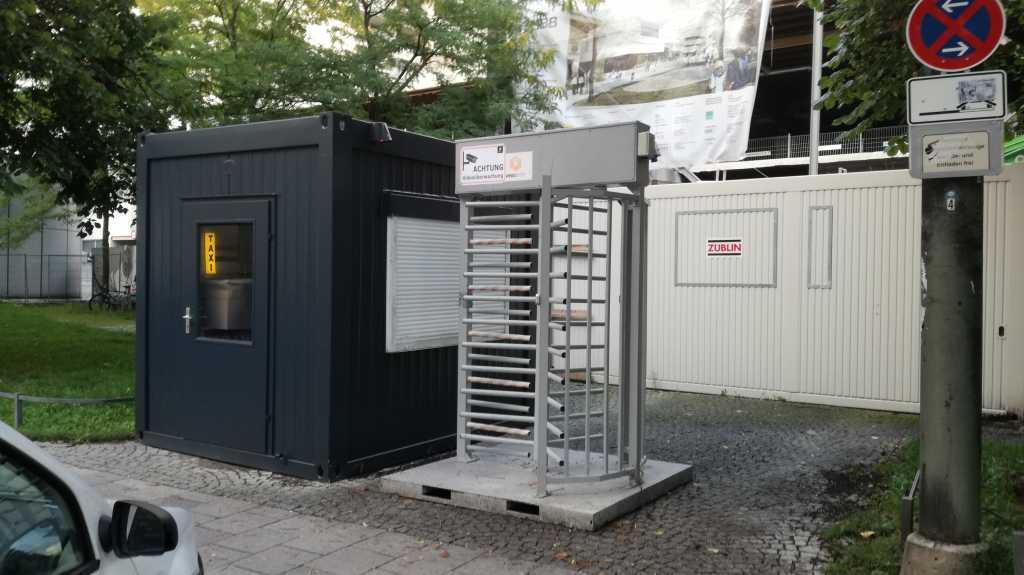 Münchner Export-Schlager: Sicherheitsmodul Alpha 3 |Johannes Ulrich Gehrke