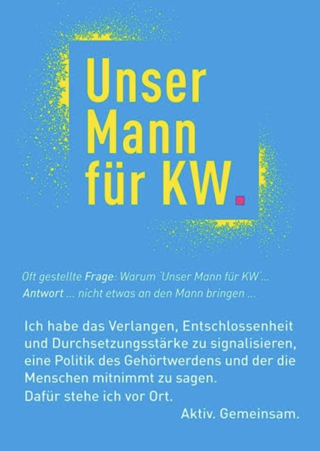 Ohne Scheiß: das ist die offizielle Ansage zum Thema |Johannes Ulrich Gehrke