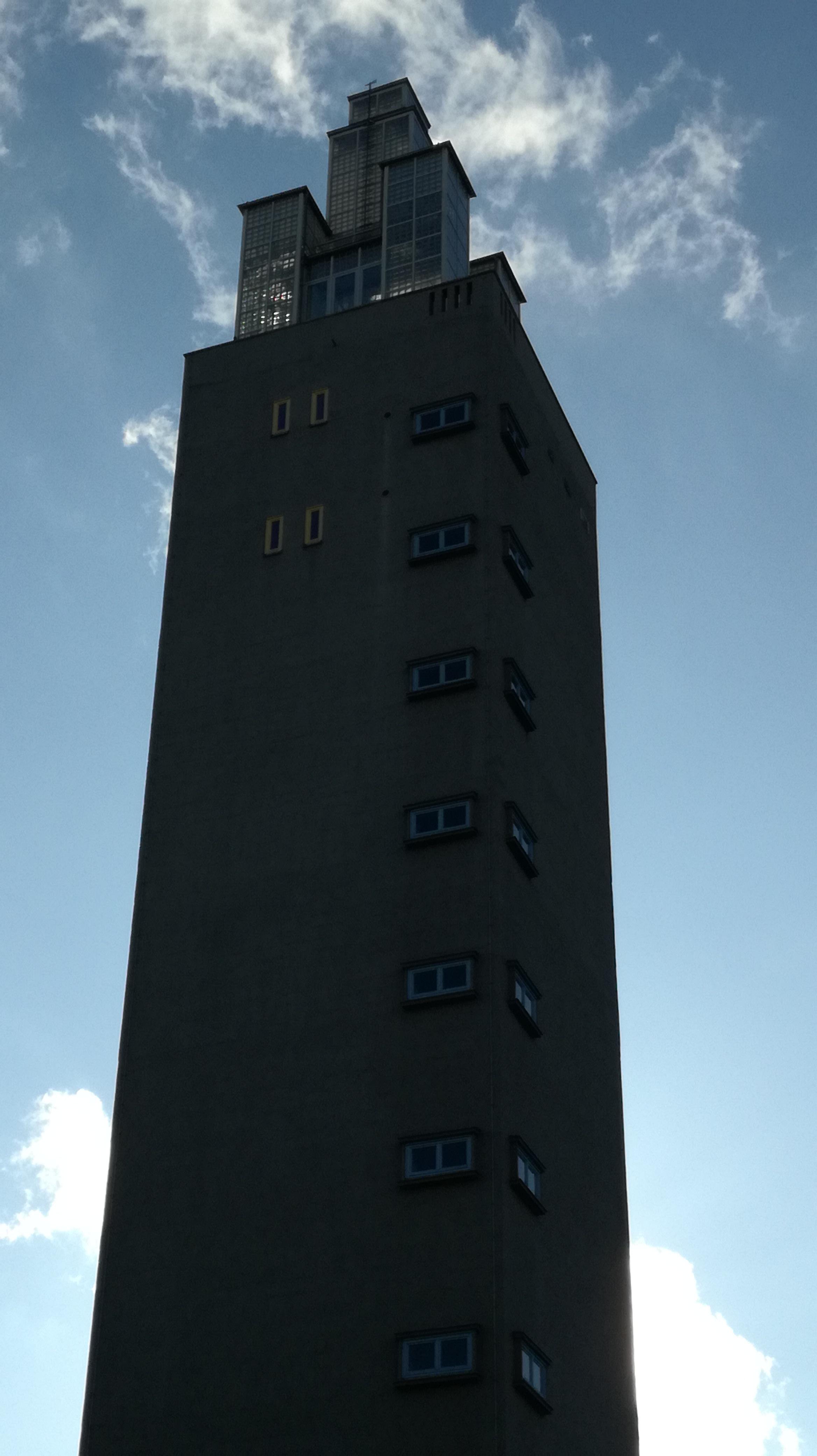 Turm dessen Namen ich vergessen habe  Johannes Ulrich Gehrke