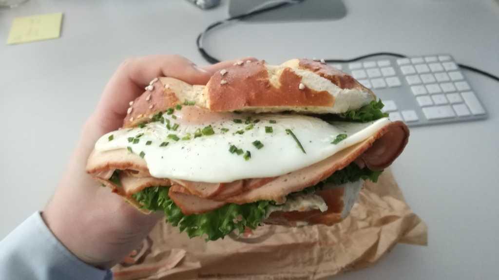 Liebe Bäcker: So muss ein belegtes Brötchen aussehen! |Johannes Ulrich Gehrke