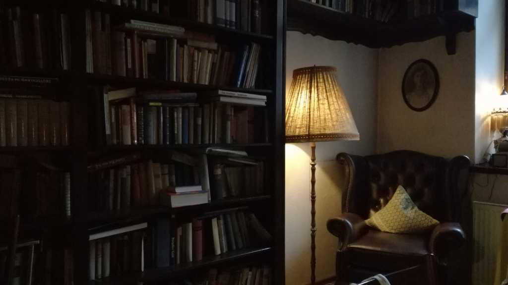 Bayrische Bierstuben mit Bibliothek |Johannes Ulrich Gehrke