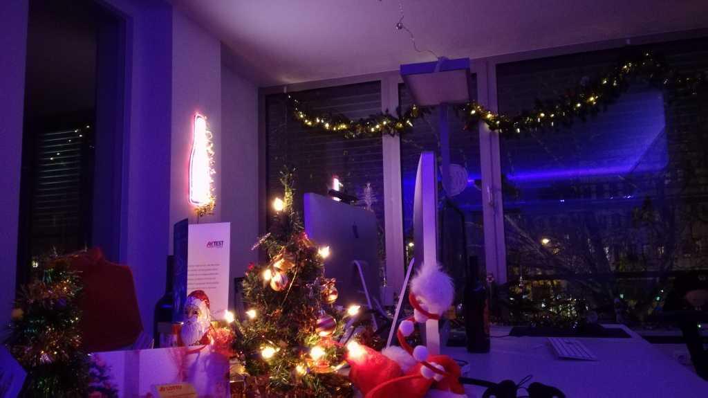 Weihnachtliche Wunderland-Werkstätte |Johannes Ulrich Gehrke