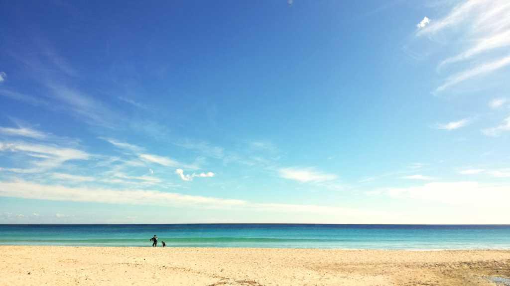 Blick über das Meer in Cala Millor |Johannes Ulrich Gehrke