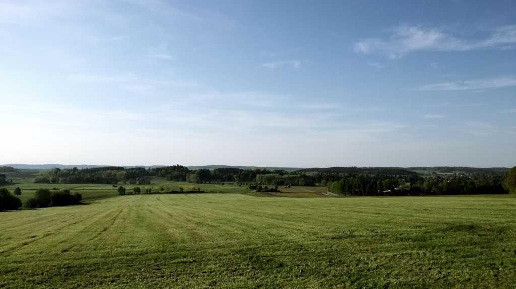 Weide über Gessertshausen |Johannes Ulrich Gehrke