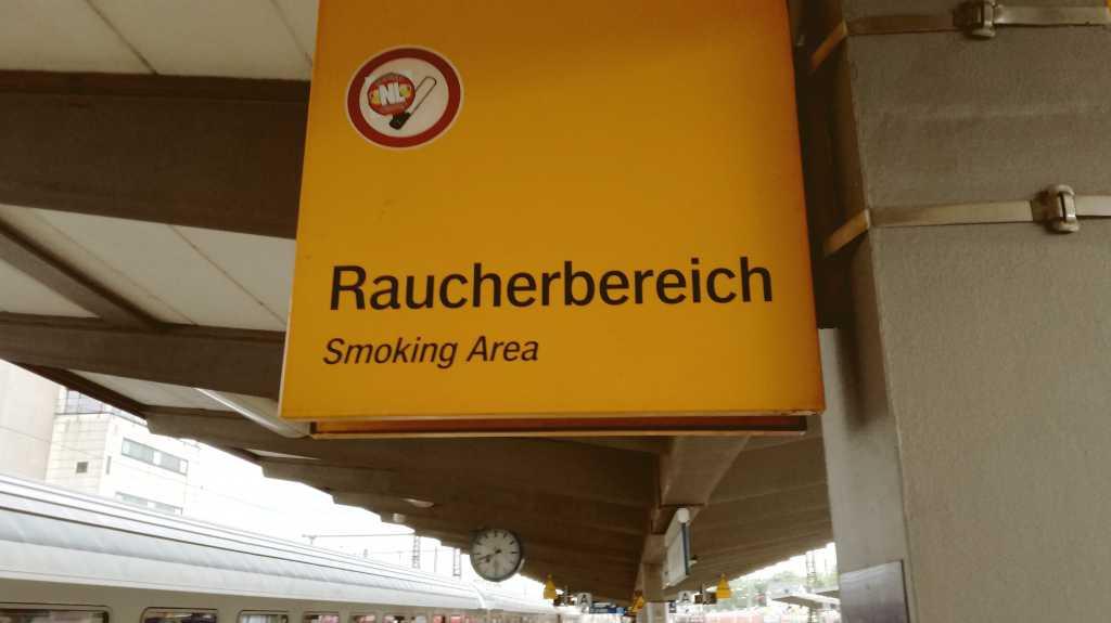 Dampfen, dann aber mit Dresscode |Johannes Ulrich Gehrke