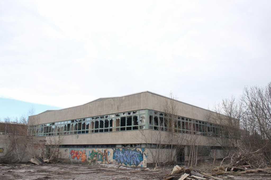 Mehrzweckhalle |Johannes Ulrich Gehrke
