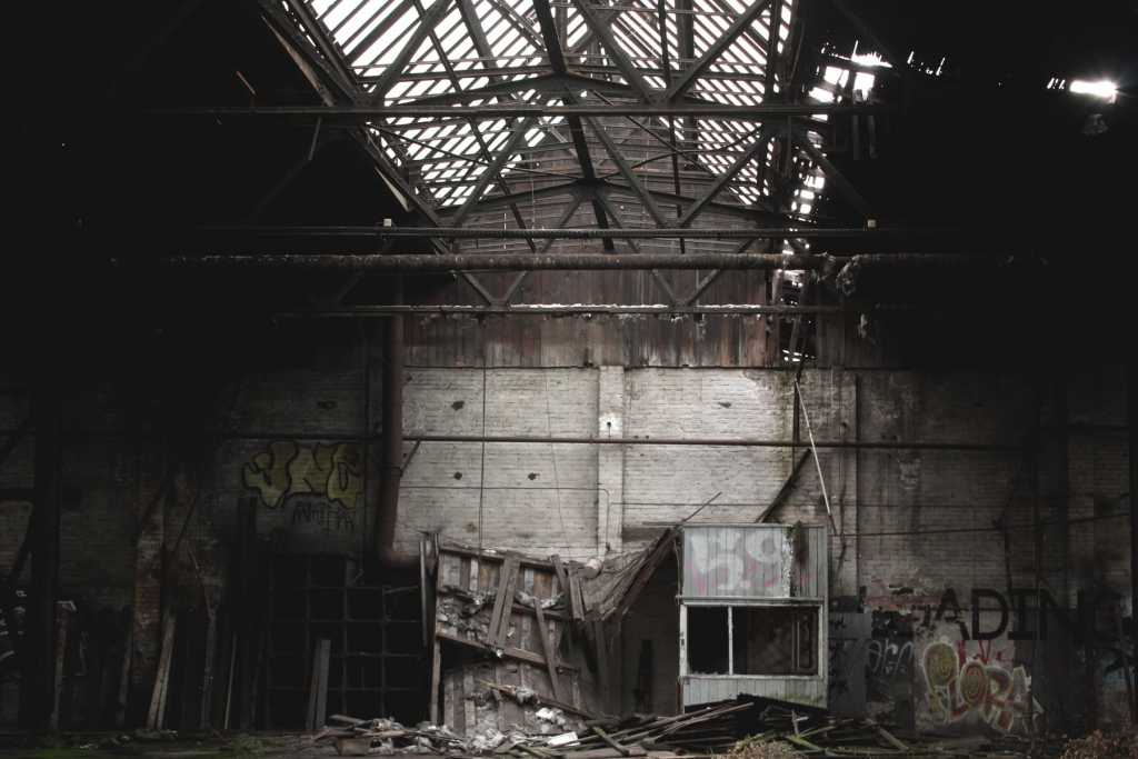 Lostplaces in Magdeburg |Johannes Ulrich Gehrke