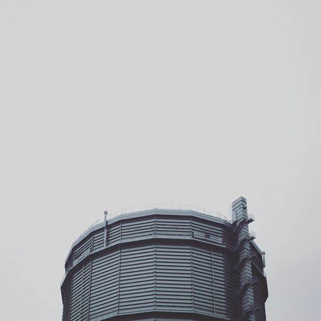 Turm im Gaswerk Augsburg |Johannes Ulrich Gehrke