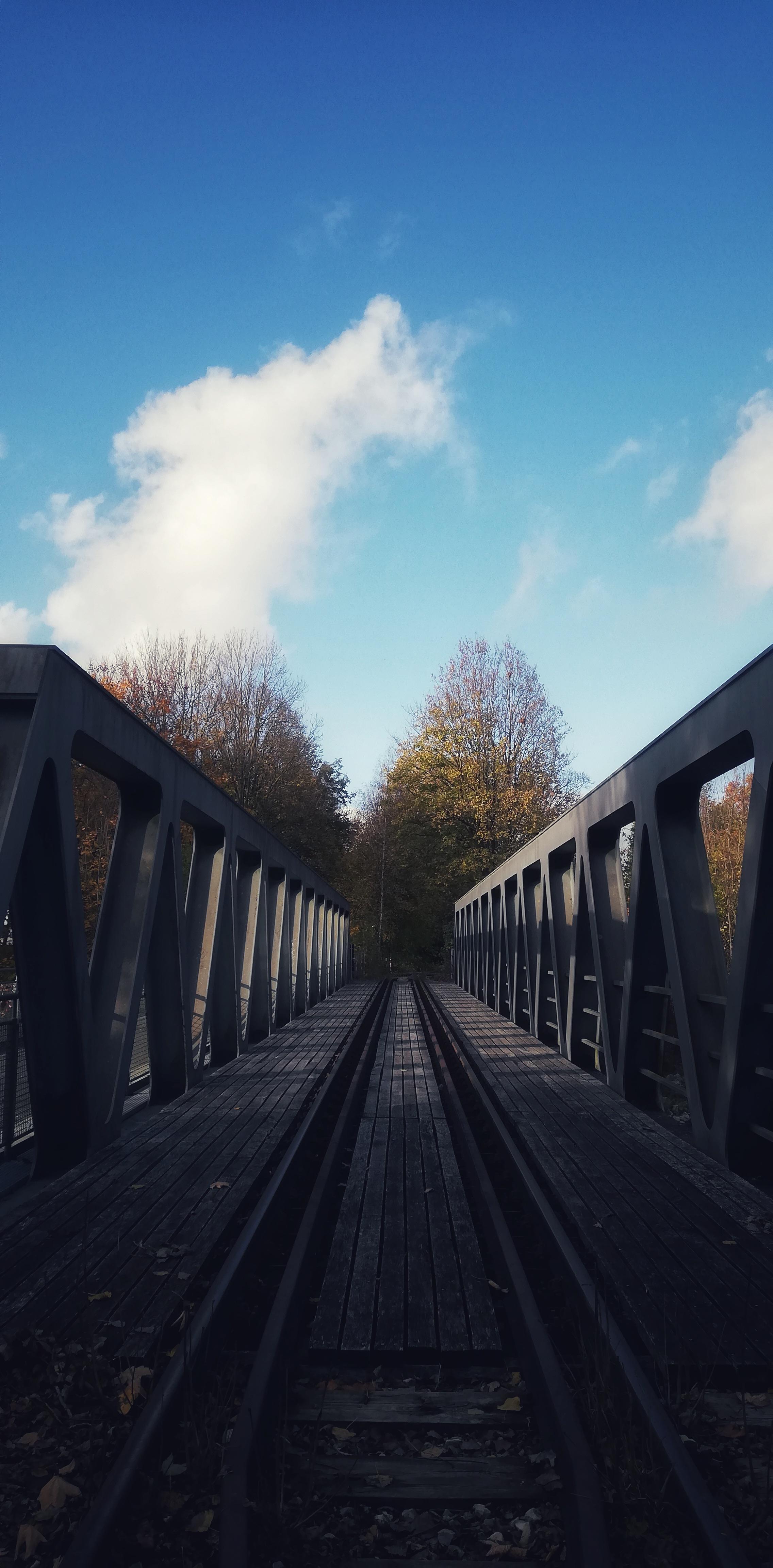 Zugbrücke am Hettenbach, beliebtes Motiv  Johannes Ulrich Gehrke