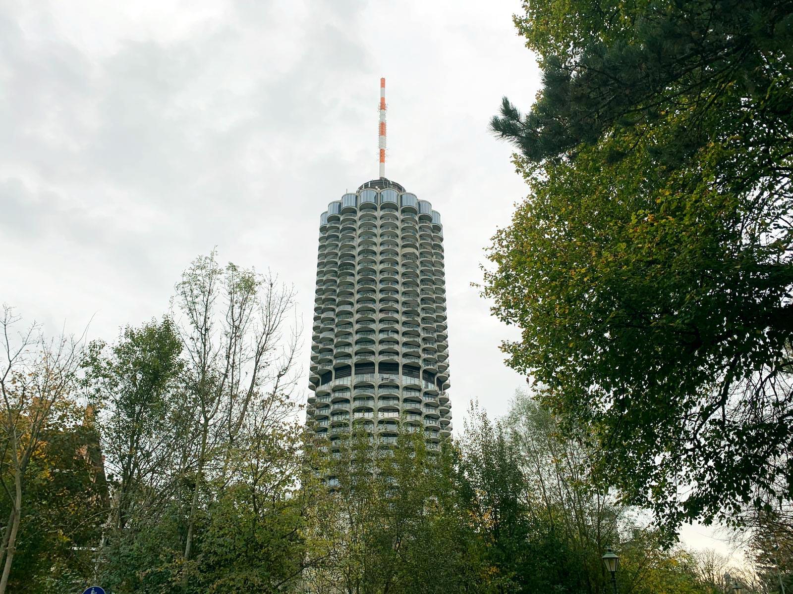 Augsburger Hotelturm |Johannes Ulrich Gehrke