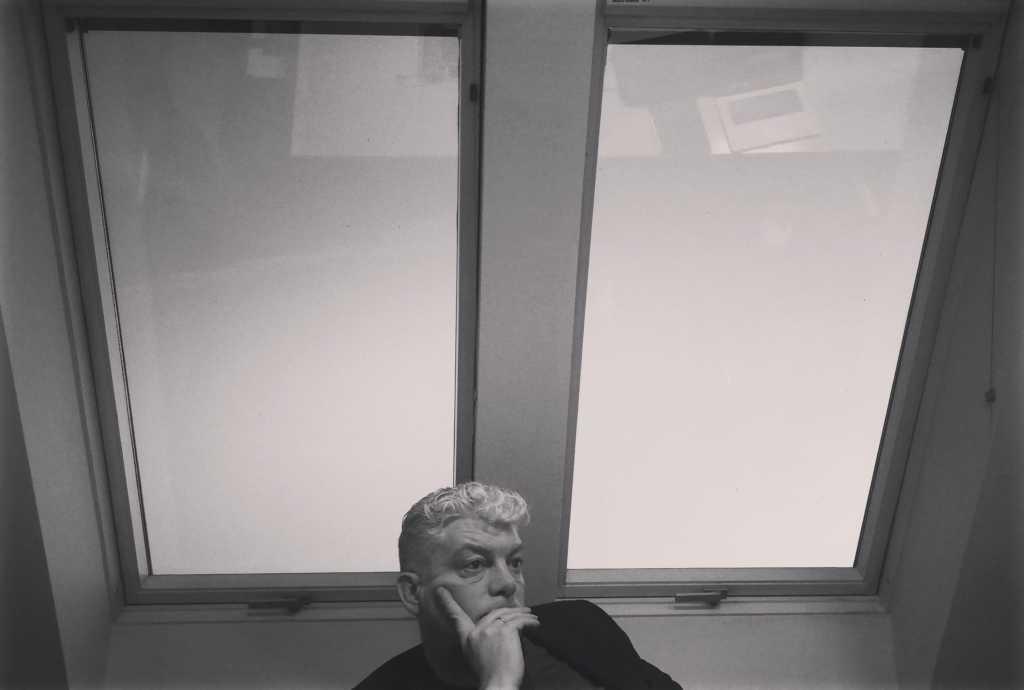 Die Besprechung – Ein Bild in Schwarzweiß |Johannes Ulrich Gehrke
