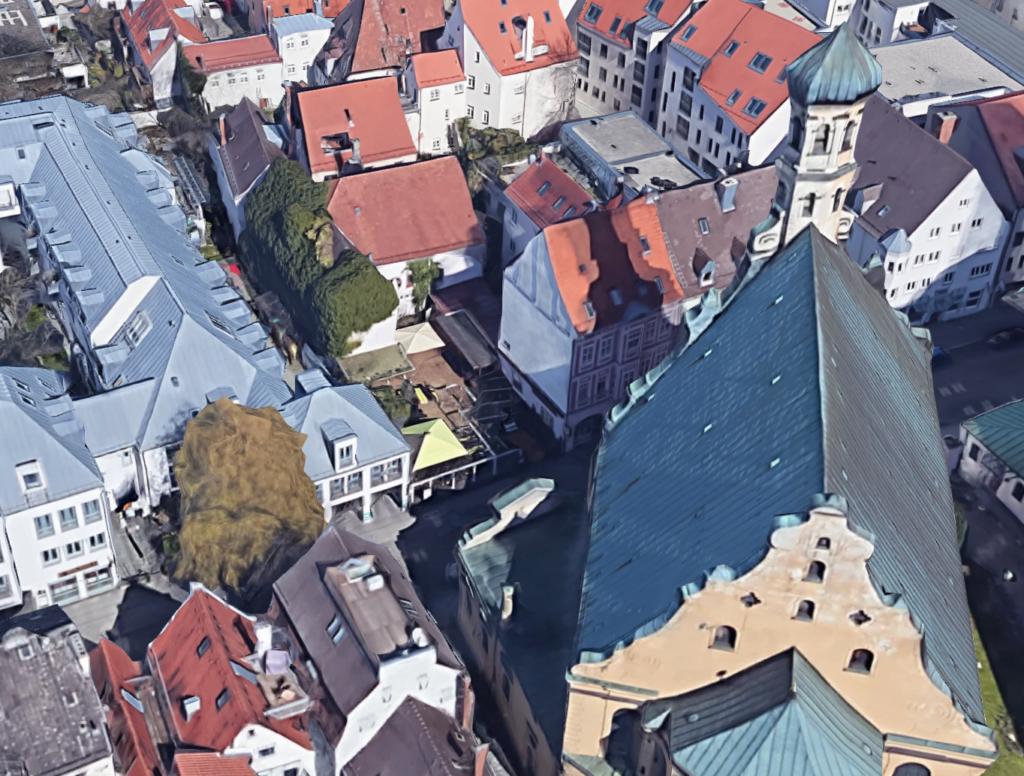 Thorbräu Keller im Herzen von Augsburg |Johannes Ulrich Gehrke