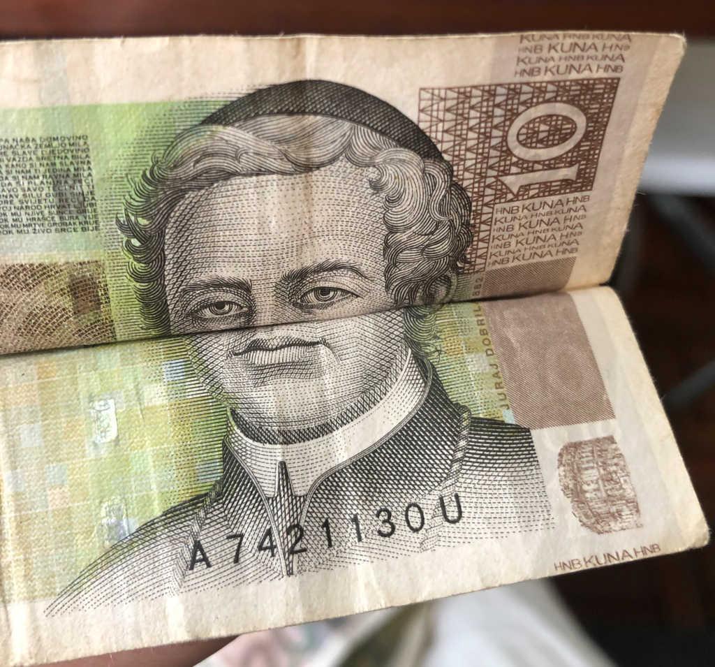 In Kroatien bezahlt man mit Kuna |Johannes Ulrich Gehrke
