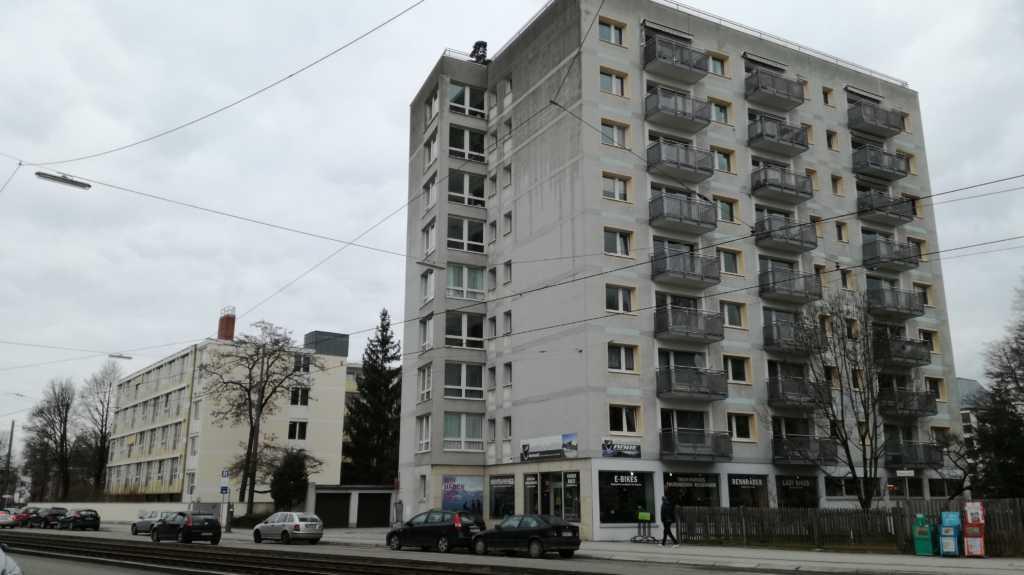 Sozialer Wohnungsbau |Johannes Ulrich Gehrke