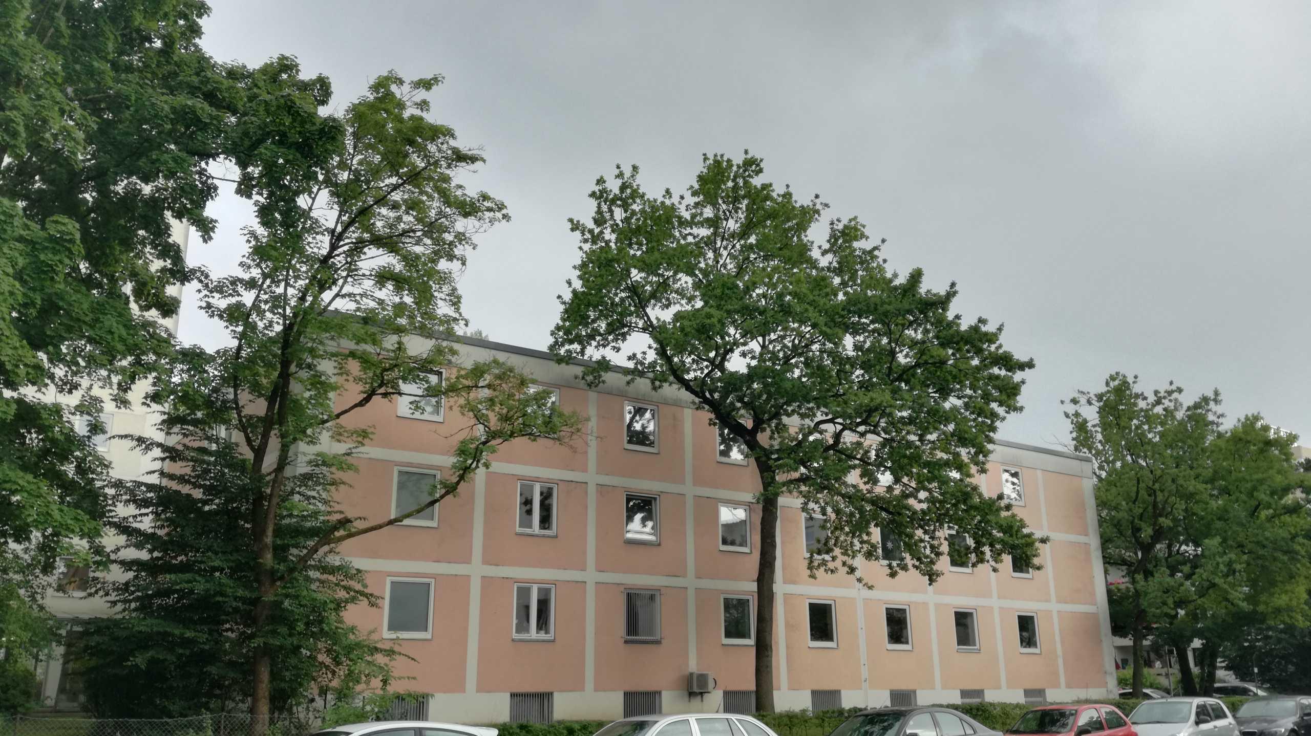 Jedes Fenster ist eine einzelne Wohnung |Johannes Ulrich Gehrke
