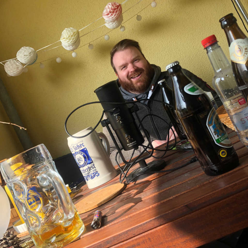 "PODCAST: BIERGÄRTNER #014 ""My Home is my Biergarten"" 
