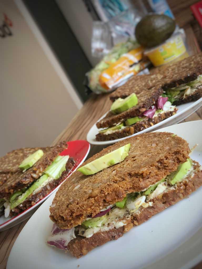 Hätte am liebsten alle Avocado-Brote selbst gegessen  Johannes Ulrich Gehrke