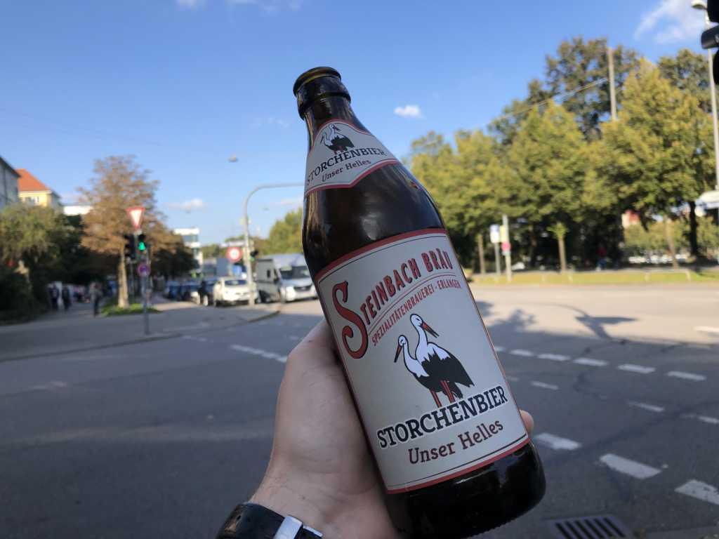 "PODCAST: SPABIERGÄNGER #033 ""Erlanger in München"" |Johannes Ulrich Gehrke"